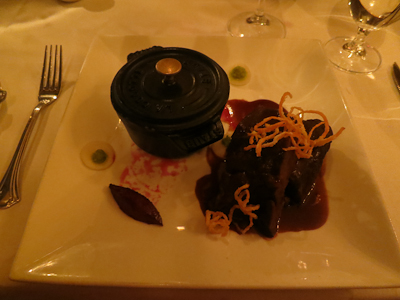 These short ribs were amazing
