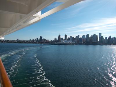 Bye bye Vancouver!