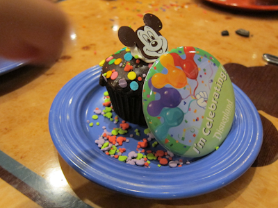 And Mickey sprinkles!